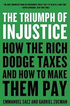 The Triumph of Injustice book cover