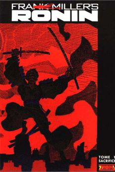 Rōnin book cover