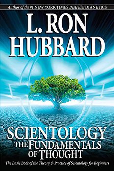 Scientology The Fundamentals of Thought book cover
