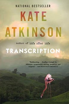 Transcription book cover