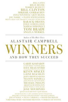 Winners book cover