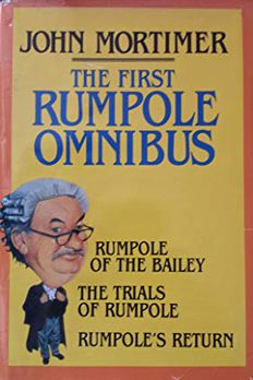 The First Rumpole Omnibus book cover