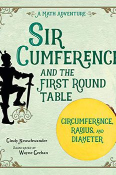 Sir Cumference and the First Round Table book cover