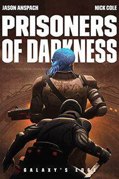 Prisoners of Darkness book cover