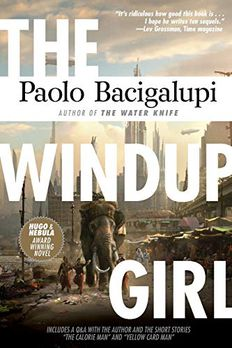 The Windup Girl book cover