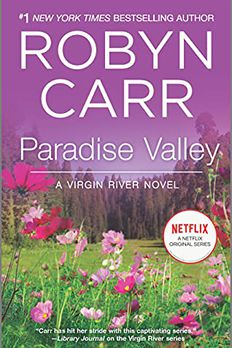 Paradise Valley book cover