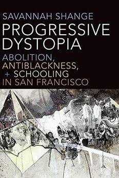 Progressive Dystopia book cover