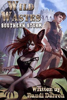 Southern Storm book cover