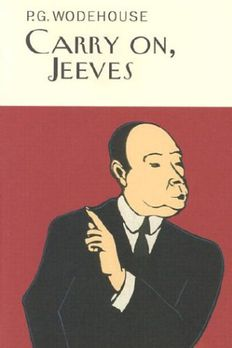 Carry On, Jeeves book cover