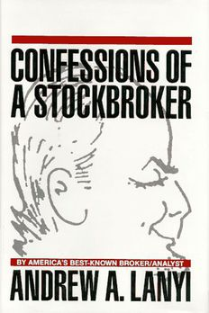 Confessions of a Stockbroker book cover