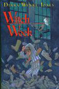 Witch Week book cover