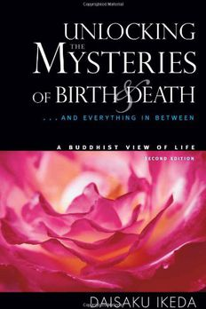 Unlocking the Mysteries of Birth & Death book cover