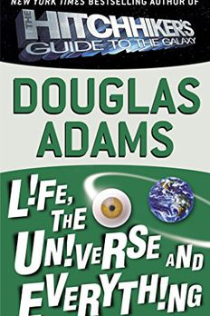 Life, the Universe and Everything book cover