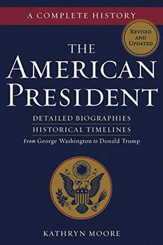 The American President book cover