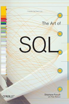 The Art of SQL book cover