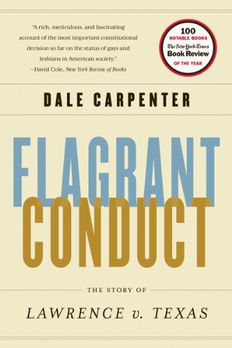 Flagrant Conduct book cover