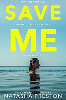 Save Me book cover