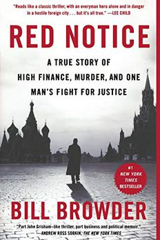 Red Notice book cover