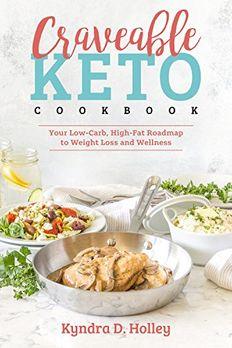 Craveable Keto book cover