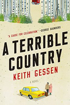 A Terrible Country book cover