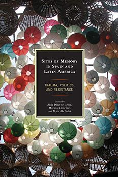 Sites of Memory in Spain and Latin America book cover