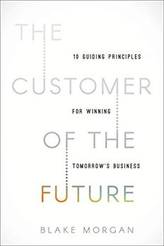 The Customer of the Future book cover