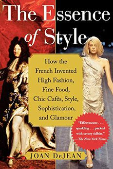 The Essence of Style book cover