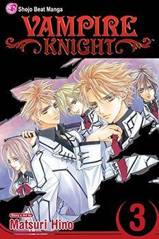 Vampire Knight, Vol. 3 book cover