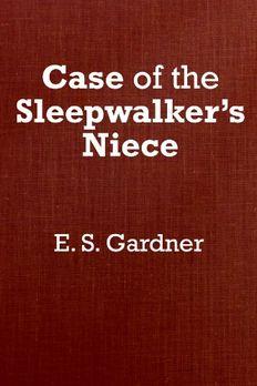 Case of the Sleepwalker's Niece book cover