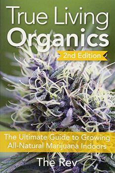True Living Organics book cover