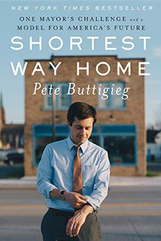 Shortest Way Home book cover