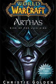 Arthas book cover