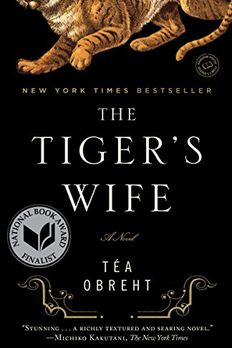 The Tiger's Wife book cover