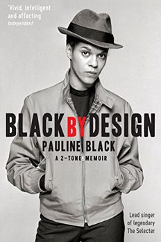 Black by Design book cover