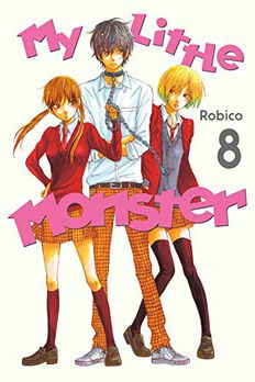 My Little Monster, Vol. 8 book cover