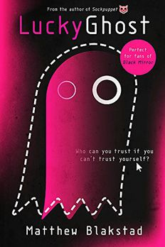 Lucky Ghost book cover
