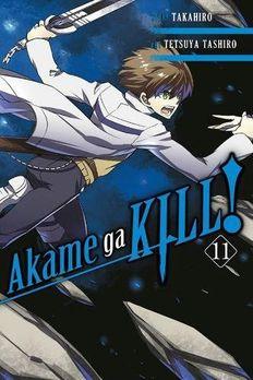 Akame ga KILL!, Vol. 11 book cover