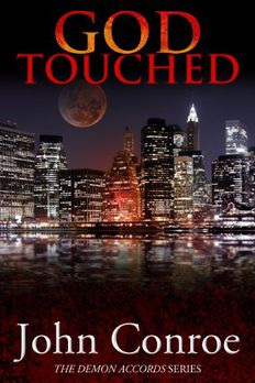 God Touched book cover
