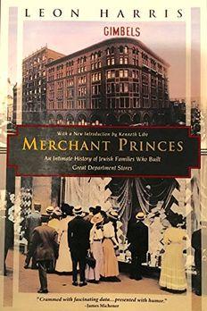 Merchant Princes book cover