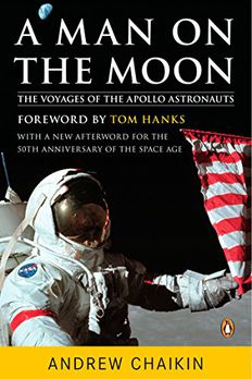 A Man on the Moon book cover
