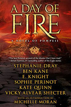 A Day of Fire book cover
