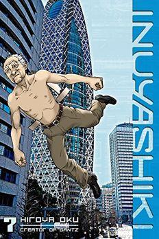 Inuyashiki Vol. 7 book cover