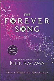 The Forever Song book cover