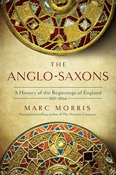 The Anglo-Saxons book cover