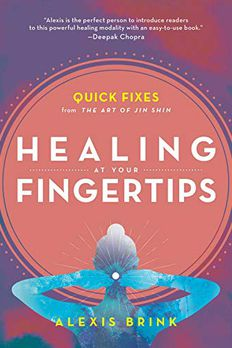 Healing at Your Fingertips book cover