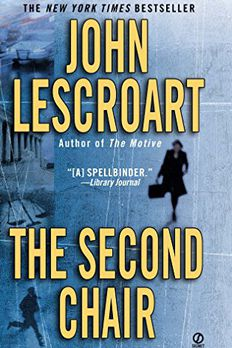 The Second Chair book cover