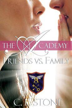 Friends vs. Family book cover