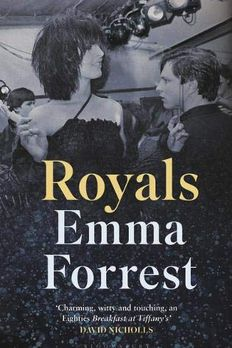 Royals book cover