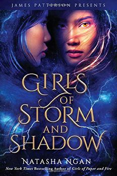 Girls of Storm and Shadow book cover