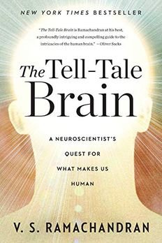 The Tell-Tale Brain book cover